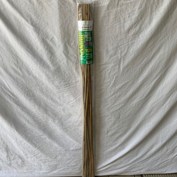 Natural Bamboo Stakes -IN STORE PICK-UP ONLY