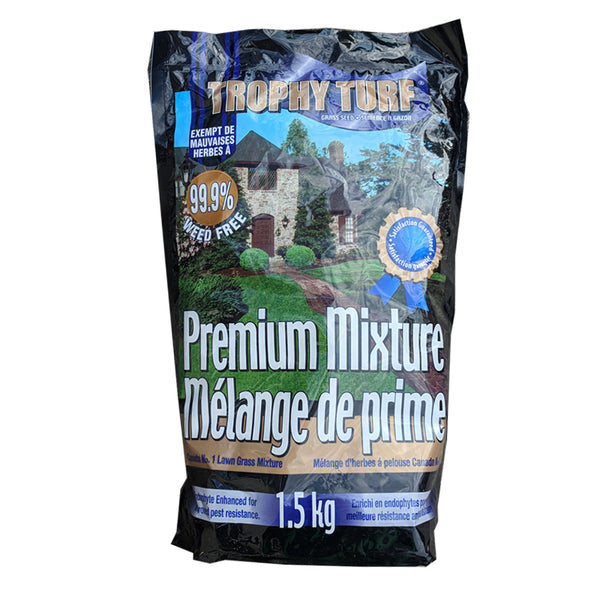 Trophy Turf Premium Mixture 1.5kg