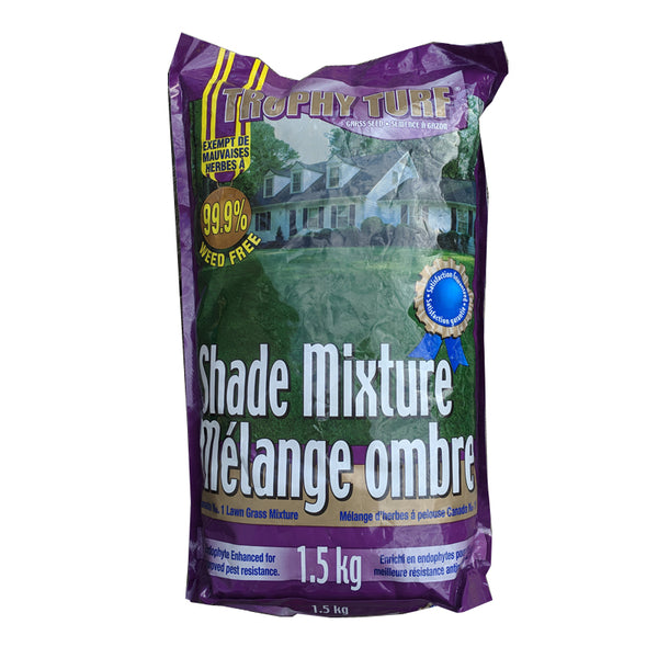 Trophy Turf Shade Mixture 1.5kg