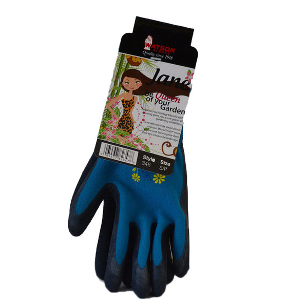 Gloves Jane Blue
