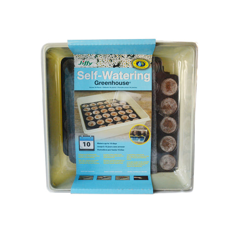 Seed Starter Self Watering Greenhouse 34