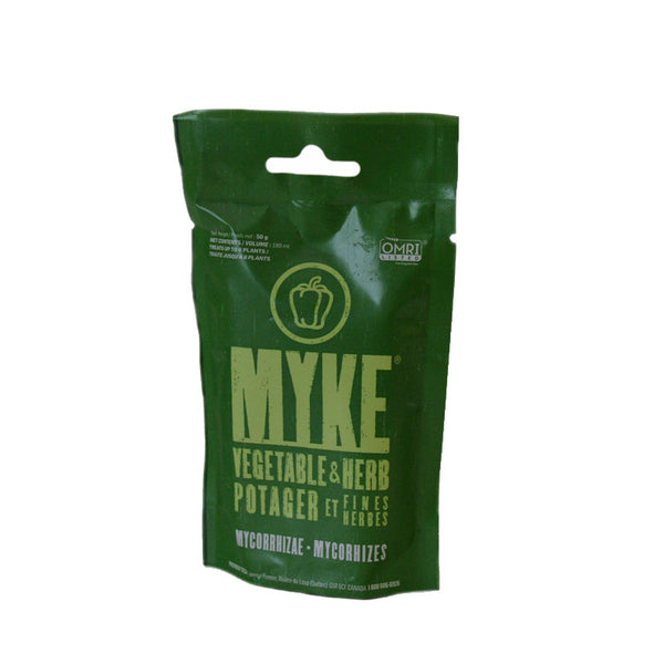 Myke Vegetable & Herb Mycorrhizae 50g