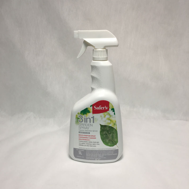 Safer's 3-in-1 Spray