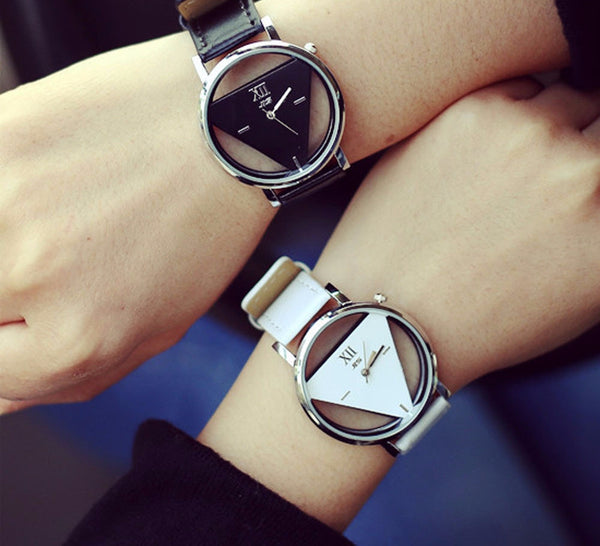 Funky Triangular Watches