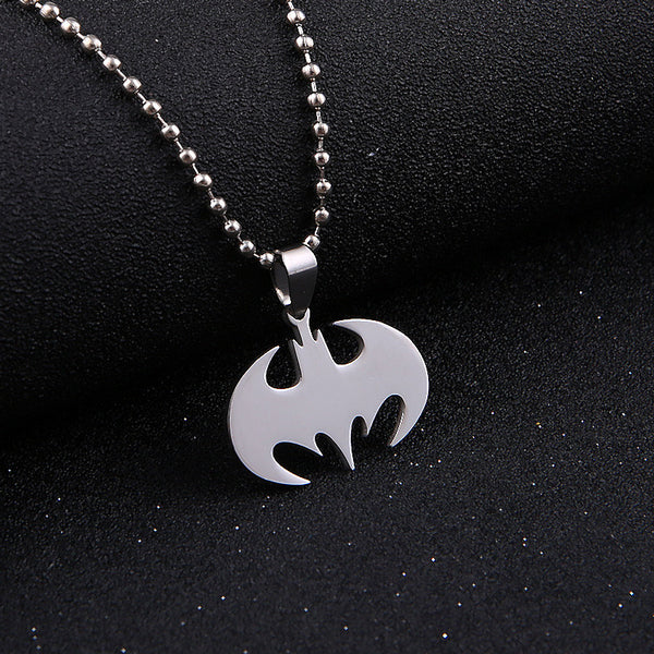 Trendy Dark Knight Pendant