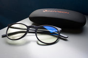 KinoVision: Stylish Blue Light Blocking Glasses