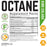 Kino Octane Pre-Workout: Improve Workout Performance & Energy - Raw Series