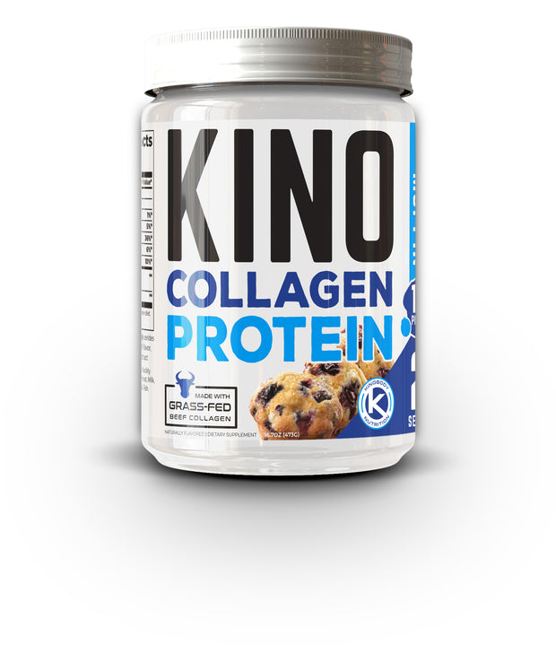 Kino Collagen Protein: Build Muscle & Fortify Your Body