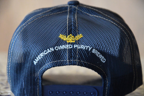 The Patch Hat - Denim