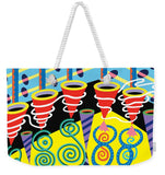 Discotheque design - Weekender Tote Bag