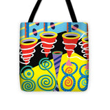 Discotheque design - Tote Bag