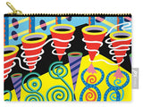 Discotheque design - Carry-all Pouch