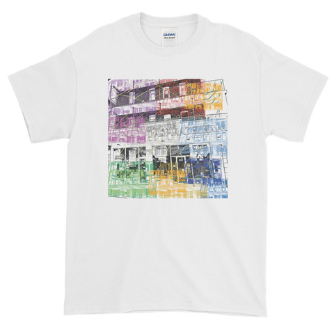Edifice Sherbrooke Short Sleeve T-Shirt - White