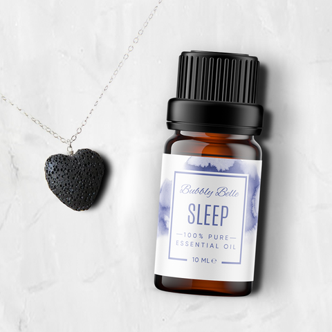 Sleep Oil plus Necklace