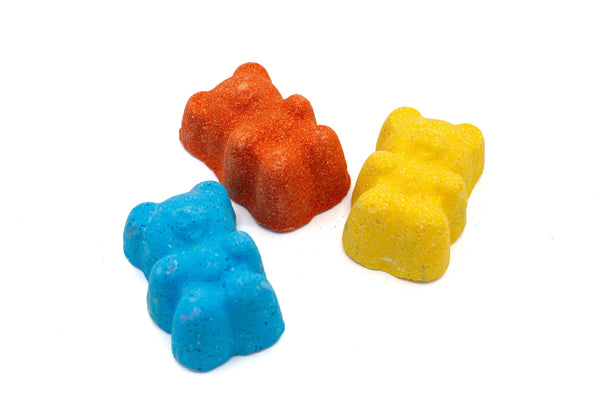 Happy Gummy Bear Trio Bubbly Belle