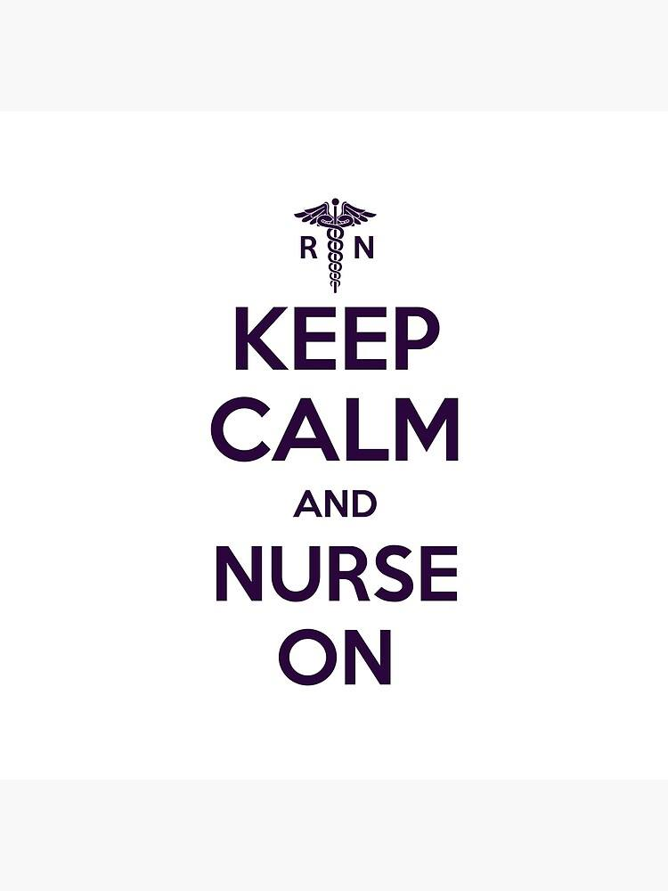 Q&A - Keep calm, nurse on: stress management for the bedside
