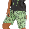 Lazy One - Moosely  Wild Women Bermuda Shorts