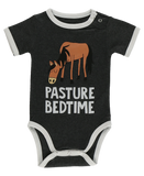 Lazy One Creeper - Pasture Bedtime (Grey)