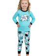 Lazy One Kids' PJ Set - Fast Asheep