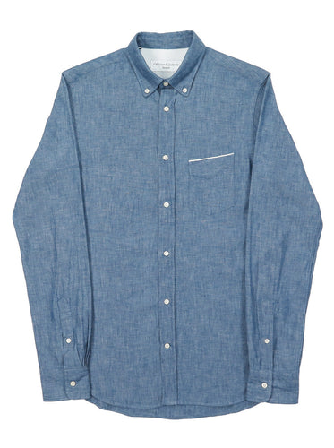 Japanese Chambray Selvedge BD Shirt