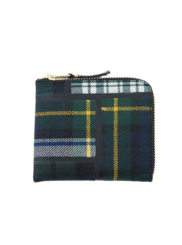 SA3100TP Tartan Patchwork Two-Zip
