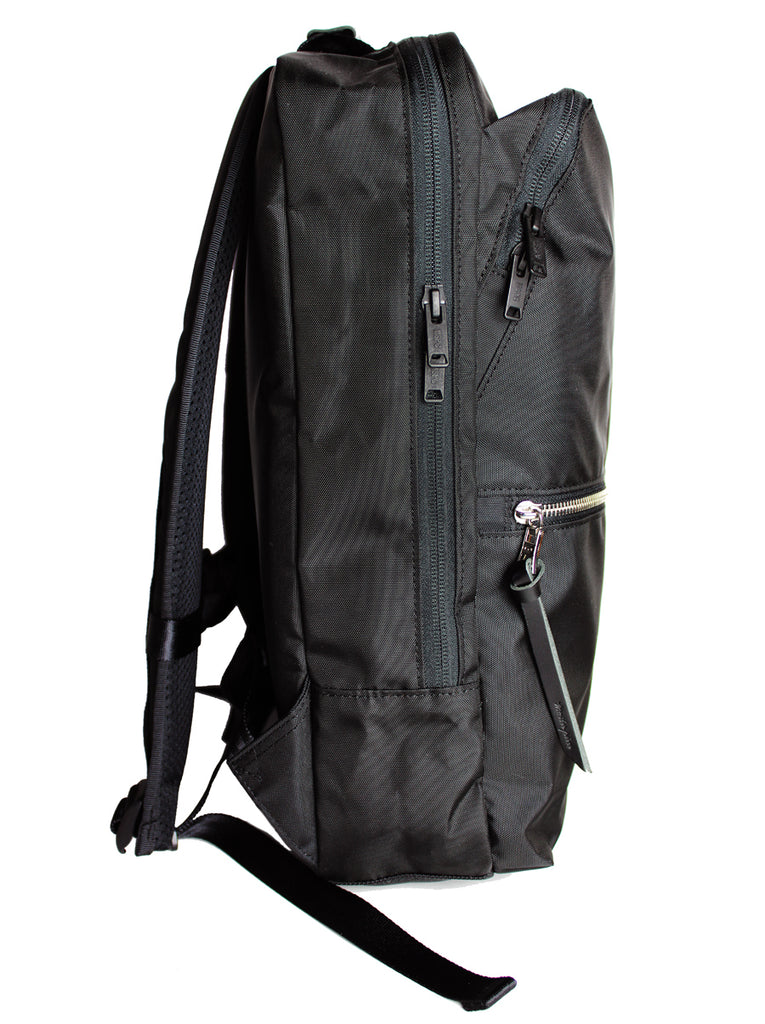 Black Various Backpack