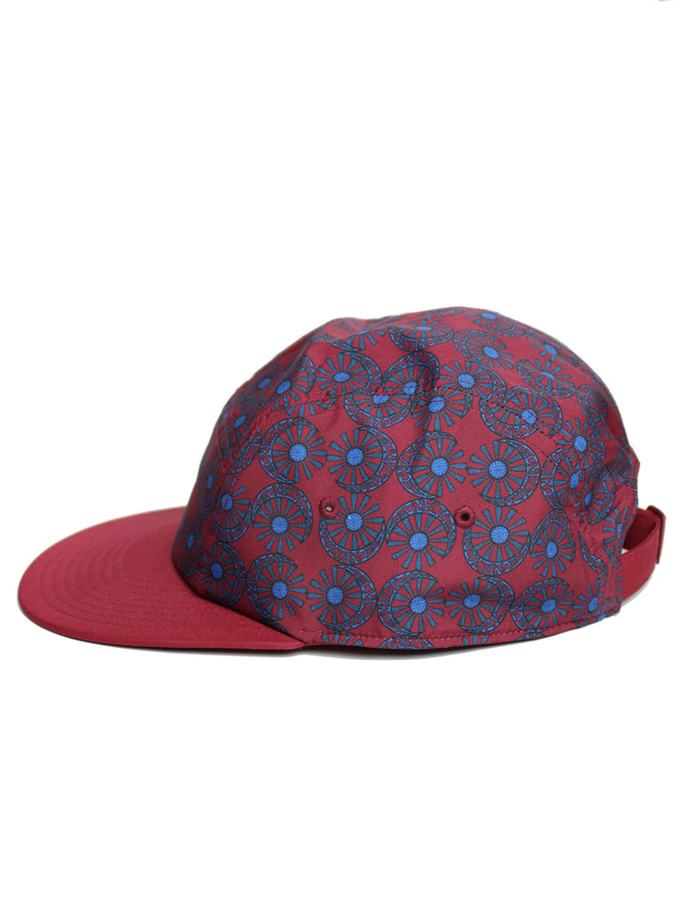 Astro Graphic Five Panel Skate Cap