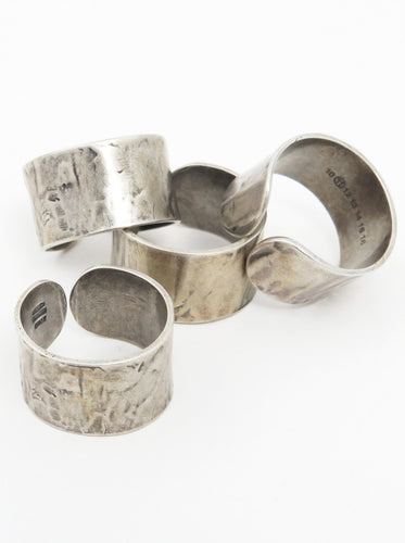 Quadruple Cuff Ring