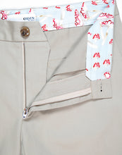 Classic Shorts with Mushroom Print
