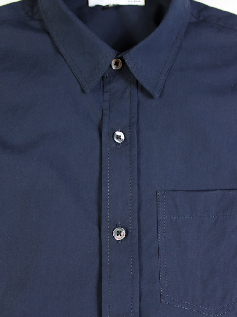 Poplin Button Down