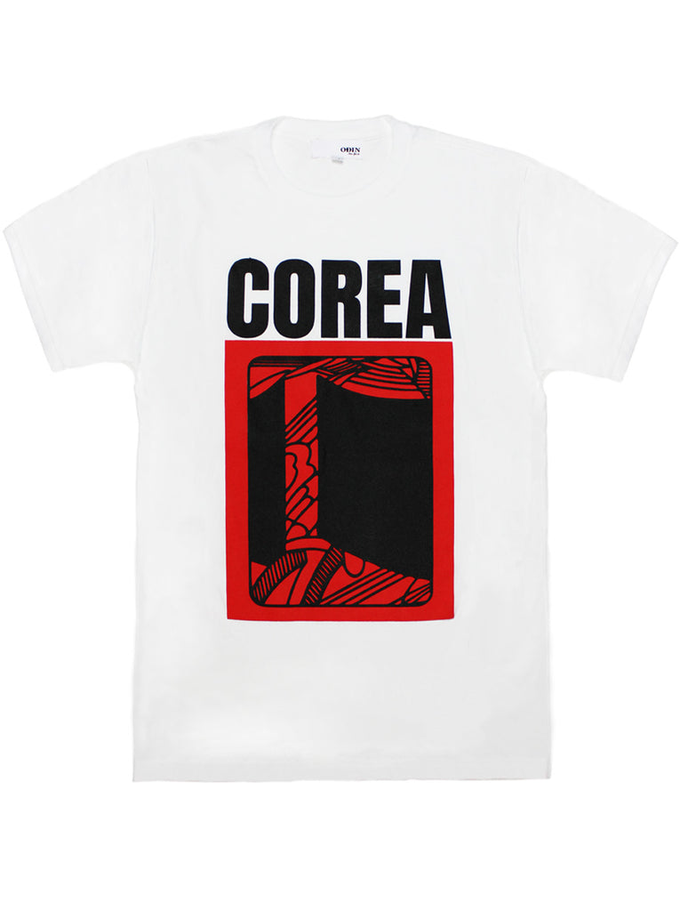 Corea Red Door Tee