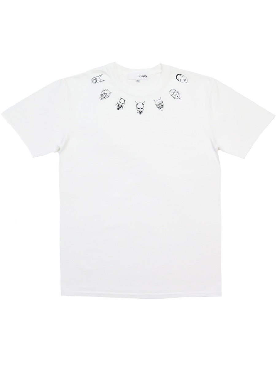 Masuku Monster Neck Tee
