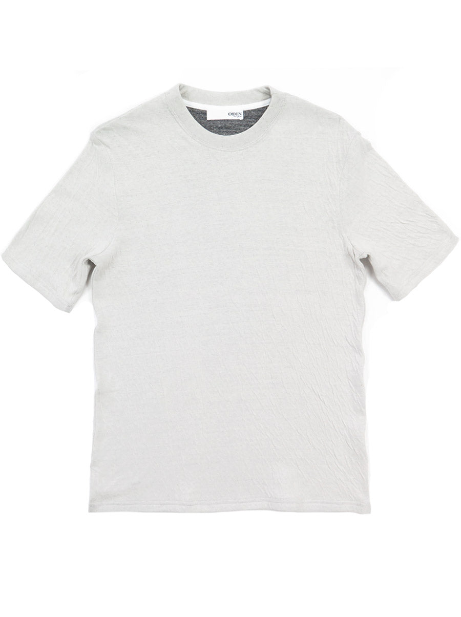 Two-Ply Short-Sleeve Tee