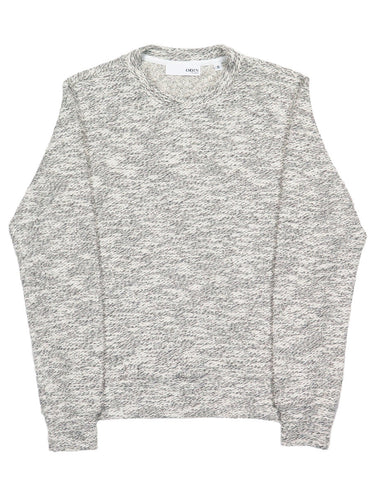 Textured Jersey Sweatshirt
