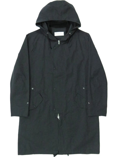 Bradley Parka Italian Washed Cotton