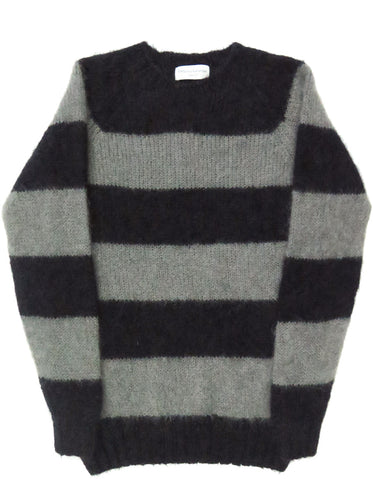 Mael Kid Mohair Stripe Sweater