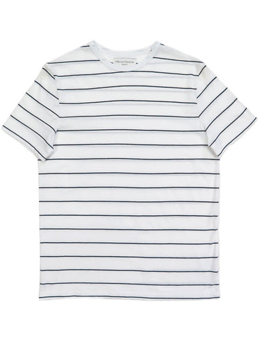 Light Jersey Stripe Tee