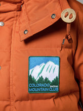 Colorado Jacket Orange
