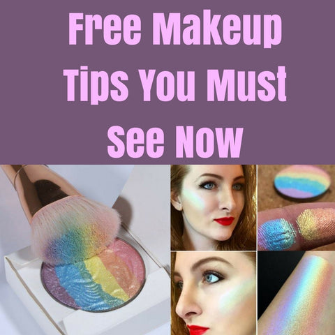 Free Makeup Tips You Must See Now