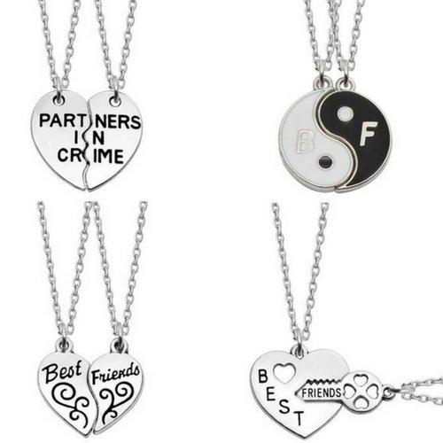 Best Friends Necklaces-Gallore Shop