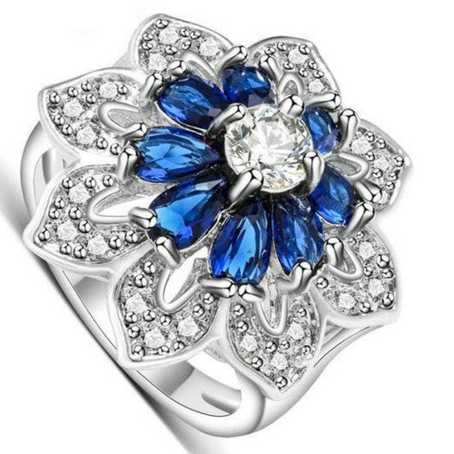 Women's Fashion Flower Ring