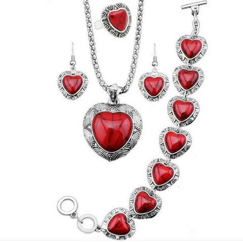 affordable fashion jewelry sets - Gallore Shop