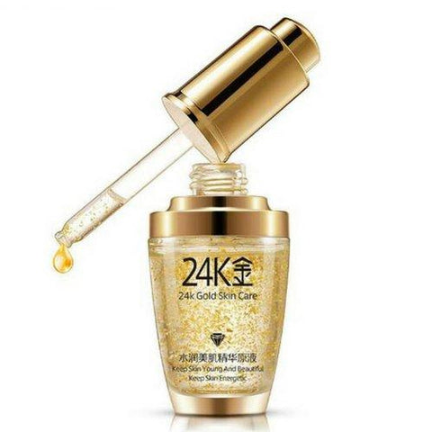 24k Gold Face Serum-Gallore Shop