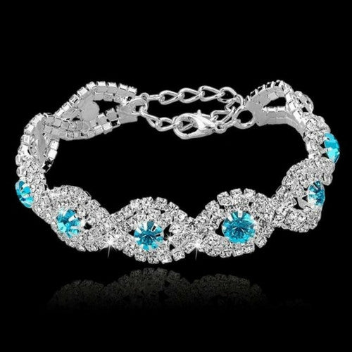 Crystal Bracelets For Women-Gallore Shop
