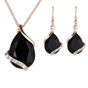 earring necklace sets