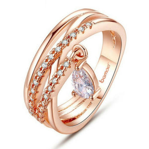 gold fashion rings - Gallore Shop