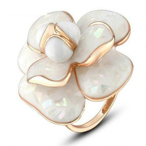 Blooming Flower Rings - Gallore Shop