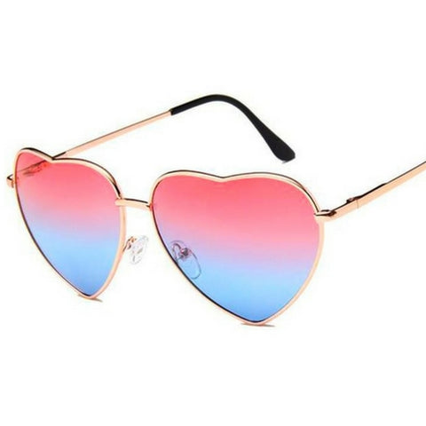 heart shaped sunglasses - Gallore Shop
