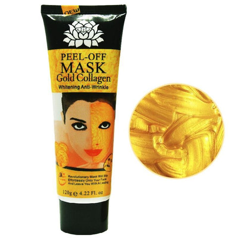 gold facial mask - Gallore Shop