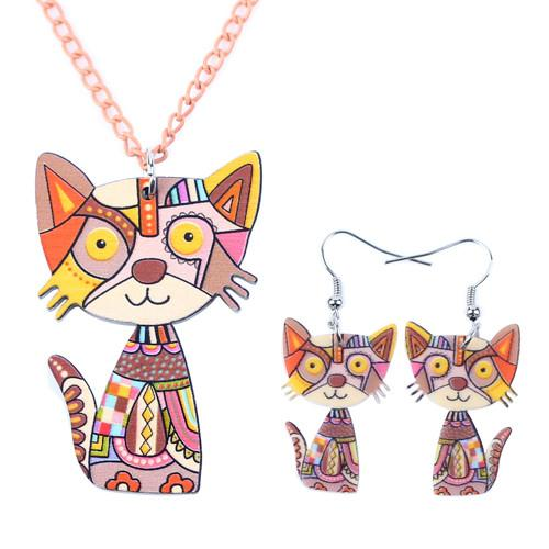 cat jewelry for women